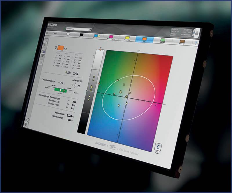 Production de rapports avec ColorTrack Analytics