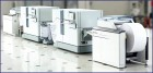 Les presses numérique bobine pour le marketing et l'édition